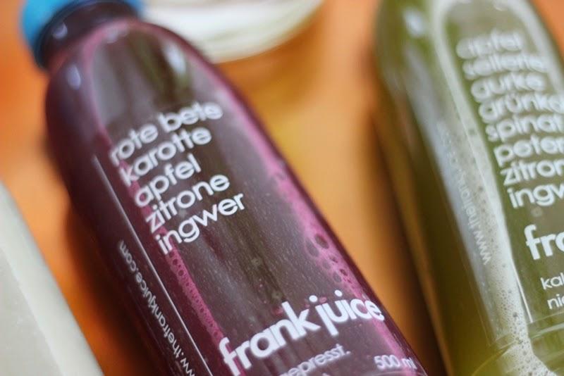 beauty cleanse mit frank juice ein zimmer voller bilder. Black Bedroom Furniture Sets. Home Design Ideas