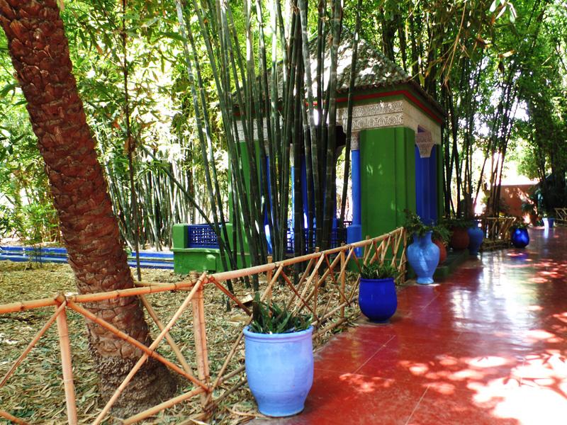 Travel jardin majorelle ein zimmer voller bilder for Jardin majorelle 2015