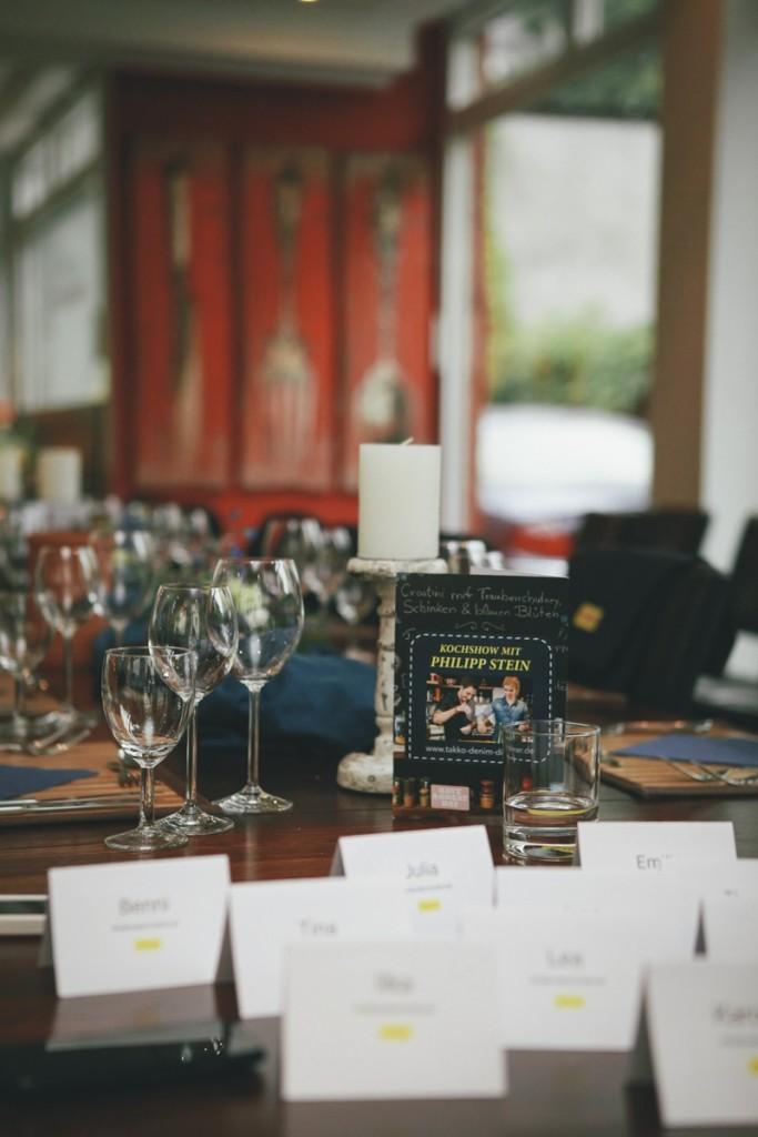 events koch blau takko denim dinner ein zimmer voller bilder. Black Bedroom Furniture Sets. Home Design Ideas