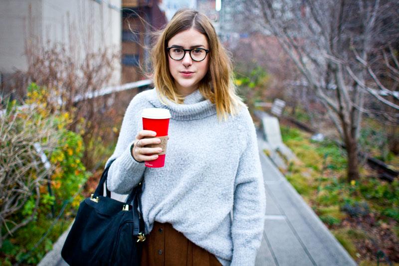 Cozy High Line Park York