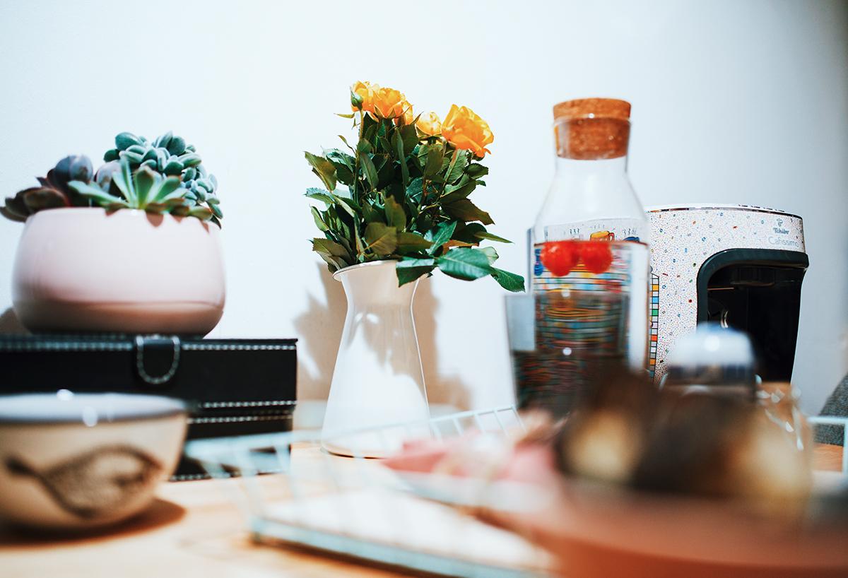 dessert zum fr hst ck mit tchibo cafissimo ein zimmer voller bilder. Black Bedroom Furniture Sets. Home Design Ideas